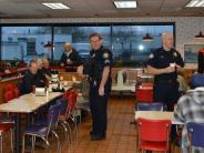 Photo of Coffee with a Cop at Burgerville